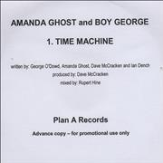 Click here for more info about 'Boy George - Time Machine'