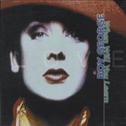 Click here for more info about 'Boy George - When Will You Learn'
