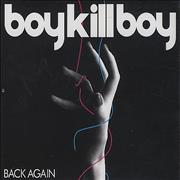 Click here for more info about 'Boy Kill Boy - Back Again'