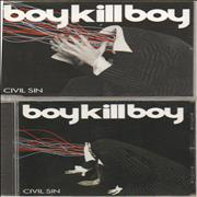 Click here for more info about 'Boy Kill Boy - Civil Sin'