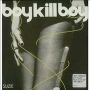 Click here for more info about 'Boy Kill Boy - Suzie'