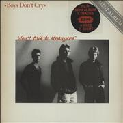 Click here for more info about 'Boys Don't Cry - Don't Talk To Strangers'