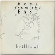 Click here for more info about 'Boys From The East - Brilliant'