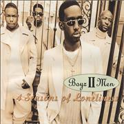 Click here for more info about 'Boyz II Men - 4 Seasons Of Loneliness'