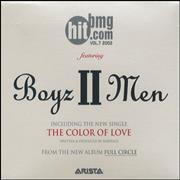 Click here for more info about 'Boyz II Men - The Color Of Love'