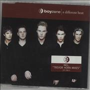 Click here for more info about 'Boyzone - A Different Beat'