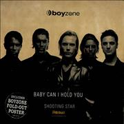 Click here for more info about 'Boyzone - Baby Can I Hold You - Inc Poster'
