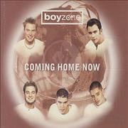 Click here for more info about 'Boyzone - Coming Home Now'