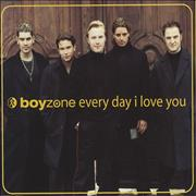 Click here for more info about 'Boyzone - Everyday I Love You'