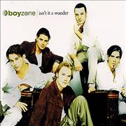 Click here for more info about 'Boyzone - Isn't It A Wonder'