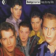 Click here for more info about 'Boyzone - Key To My Life'