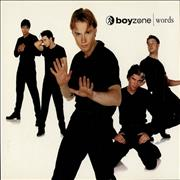 Click here for more info about 'Boyzone - Words'