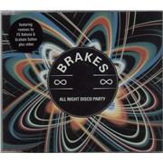 Brakes (00s) All Night Disco Party UK CD single