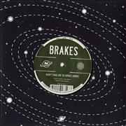 Click here for more info about 'Brakes (00s) - Don't Take Me To Space [Man]'