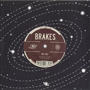 Click here for more info about 'Brakes (00s) - Hey Hey'