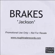 Click here for more info about 'Brakes (00s) - Jackson'