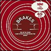 Brakes (00s) Pick Up The Phone UK CD single