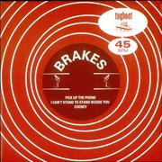 Click here for more info about 'Brakes (00s) - Pick Up The Phone'