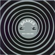 "Brakes (00s) Ring A Ding Ding UK 7"" vinyl"