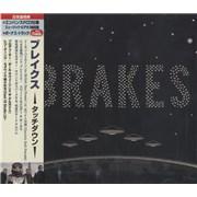 Brakes (00s) Touchdown Japan CD album Promo