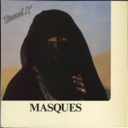 Click here for more info about 'Brand X - Masques'