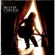 Brandi Carlile Give Up The Ghost USA vinyl LP