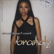 Click here for more info about 'Brandy - Almost Doesn't Count'