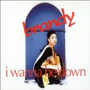 Click here for more info about 'Brandy - I Wanna Be Down'