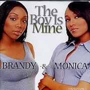 Click here for more info about 'Brandy - The Boy Is Mine'