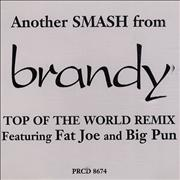 Click here for more info about 'Brandy - Top Of The World Remix'