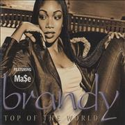 Click here for more info about 'Brandy - Top Of The World'
