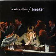 Click here for more info about 'Breaker - Modern Times'