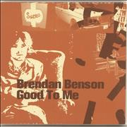 Click here for more info about 'Brendan Benson - Good To Me'