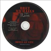 Click here for more info about 'Bret Michaels - Rain'