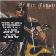Bret Michaels Rock My World USA CD album