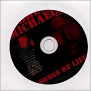 Bret Michaels Songs Of Life USA CD album Promo