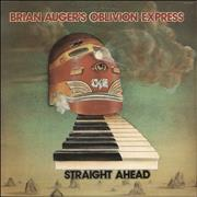 Click here for more info about 'Brian Auger - Straight Ahead'