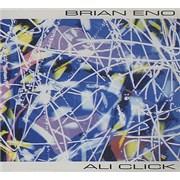 Click here for more info about 'Brian Eno - Ali Click'