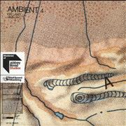 Click here for more info about 'Brian Eno - Ambient 4: On Land - 180gram Vinyl + Half Speed'