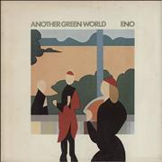 Brian Eno Another Green World - EX UK vinyl LP