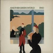 Brian Eno Another Green World UK vinyl LP