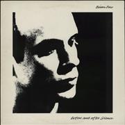 Brian Eno Before And After Science + Prints UK vinyl LP