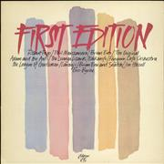 Click here for more info about 'Brian Eno - First Edition - Gold promo stamped'