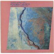 Brian Eno Fourth World Volume 1: Possible Musics UK vinyl LP