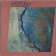 Brian Eno Fourth World Volume 1: Possible Musics - EX UK vinyl LP