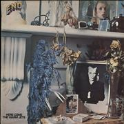 Brian Eno Here Come The Warm Jets - EX UK vinyl LP