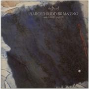 Brian Eno The Pearl UK vinyl LP