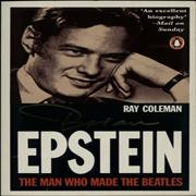 Click here for more info about 'Brian Epstein - The Man Who Made The Beatles'
