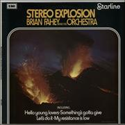 Click here for more info about 'Brian Fahey - Stereo Explosion'