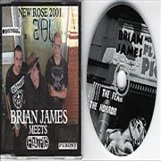 Click here for more info about 'Brian James - New Rose 2001'